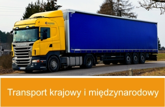 Domestic and international road transport - Edmund Waszkiewicz