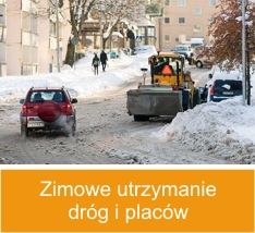 Winter maintenance of roads and squares - Edmund Waszkiewicz
