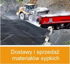 Delivery and sale of bulk materials  - Edmund Waszkiewicz